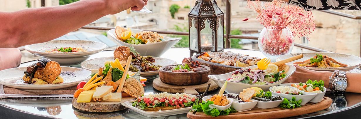 Restaurante Seten Anatolian