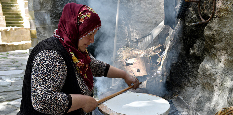 Traditional Turkish Cooking Class In The Valley